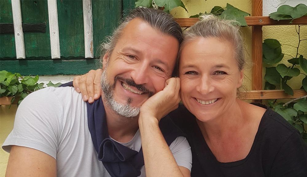 Kirsten und Alexander Georgoulopoulos