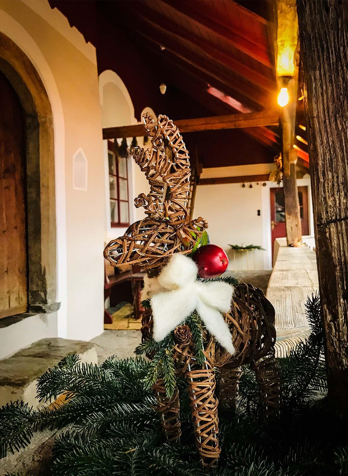 Weihnachten im Resterhof